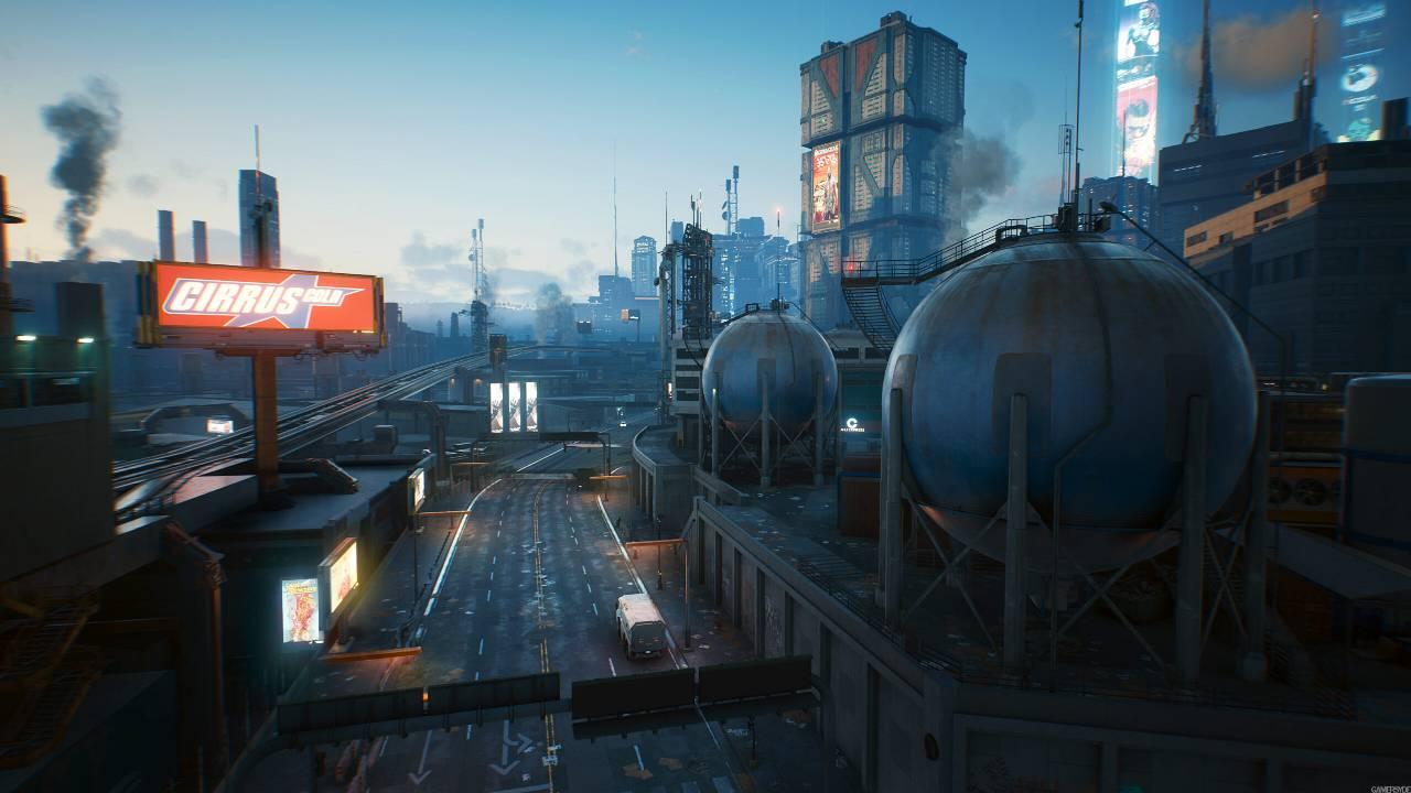 Cyberpunk 2077 disponibile su PC e console