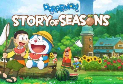 Doraemon Story of Seasons: ecco il launch trailer