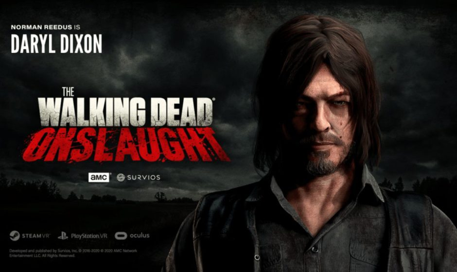 The Walking Dead: Onslaught - Recensione PlayStation VR