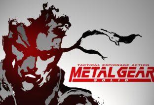 Metal Gear Solid Remake fatto da Sony Japan Studio?