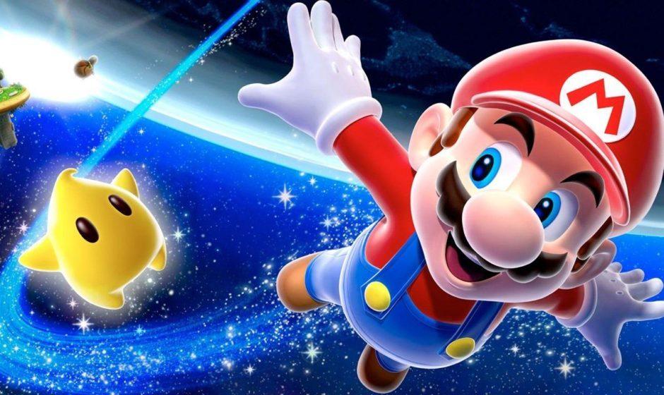 Super Mario Sunshine: supporto al GameCube Controller