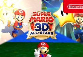Super Mario 3D All-Stars è disponibile per un periodo limitato