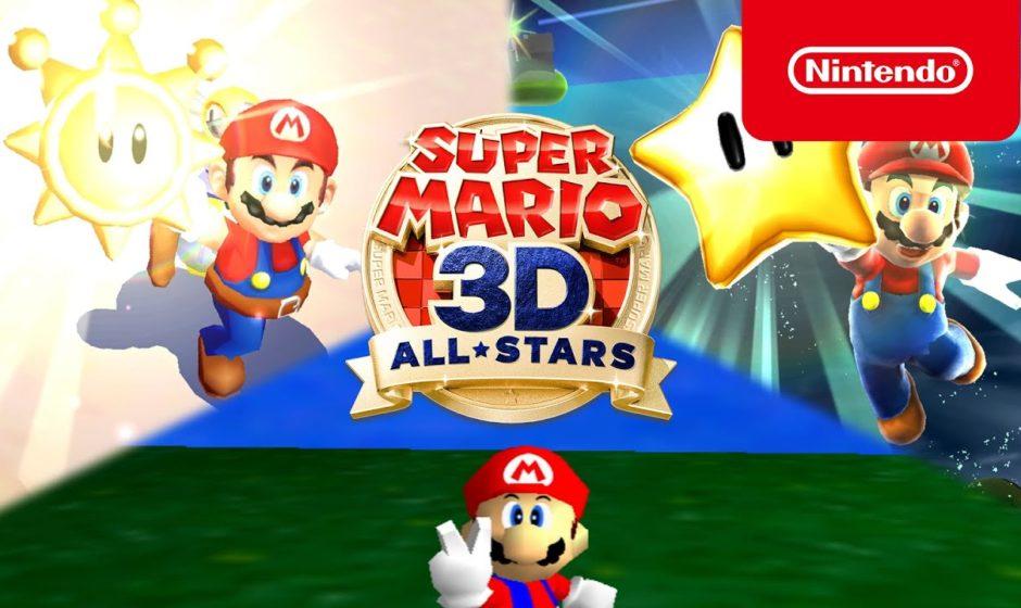 Nintendo chiude il 35° anniversario di Super Mario