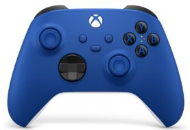 Xbox Series X: ecco il joypad Shock Blue