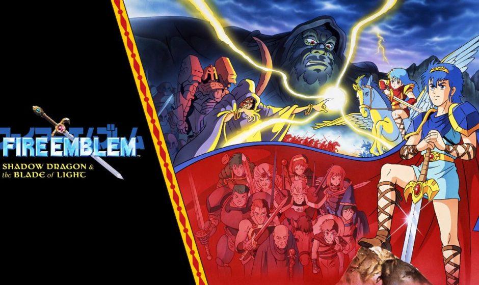 Fire Emblem: Shadow Dragon & the Blade of Light in arrivo su Nintendo Switch