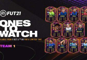 FIFA 21: arrivano le carte OTW, c'è anche Osihmen!