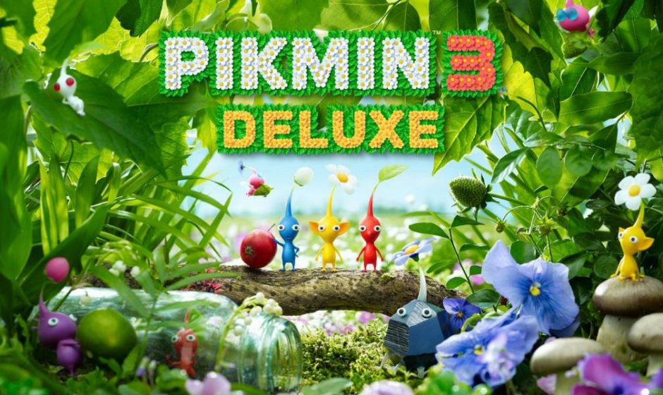 Pikmin 3 Deluxe: disponibile da oggi la demo