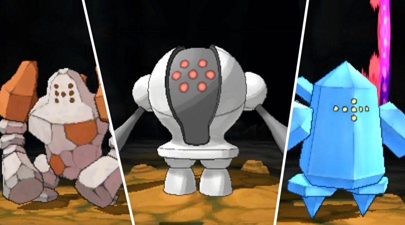 pokemon spada e scudo regi