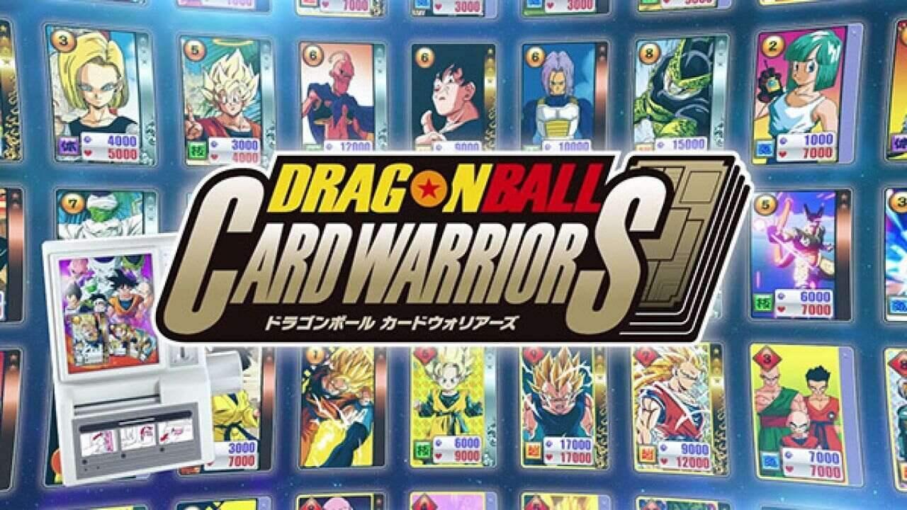 Dragon Ball Z Kakarot Dragon Card Warriors
