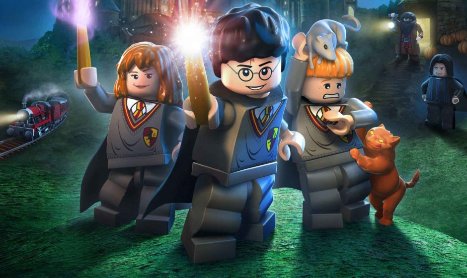 LEGO Harry Potter Collection: Years 1-4 - Codici