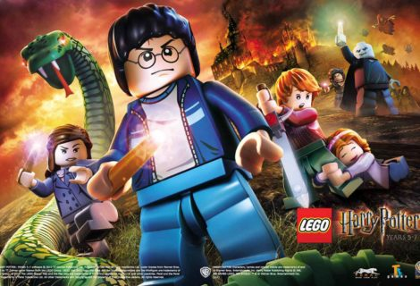 LEGO Harry Potter Collection: Years 5-7 - Codici