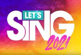 Let's Sing 2021: tracklist e modalità Legend