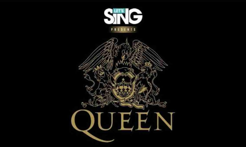 Let's Sing Queen finalmente disponibile