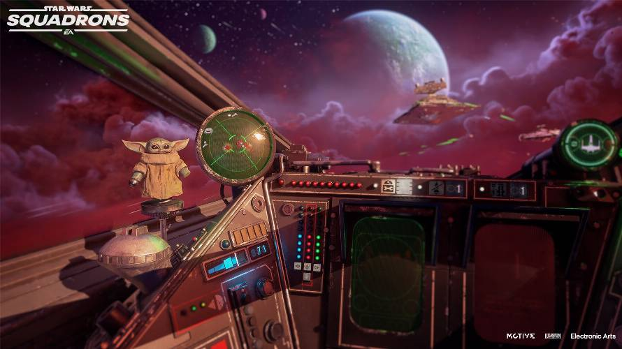 EA Play Star Wars Squadrons