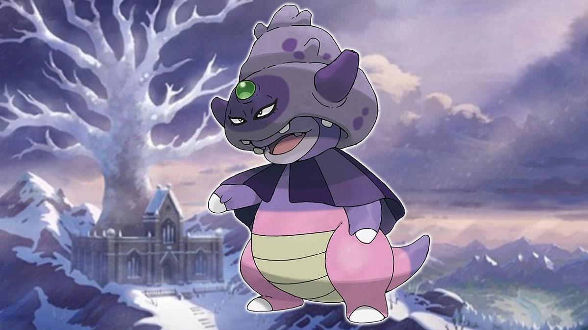 pokemon spada e scudo slowking