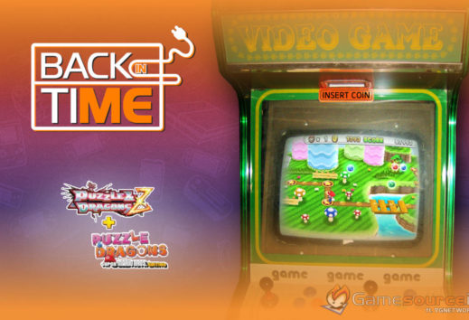 Back in Time - Puzzle & Dragons Z + Super Mario Bros.