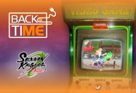 Back in Time - Senran Kagura Burst