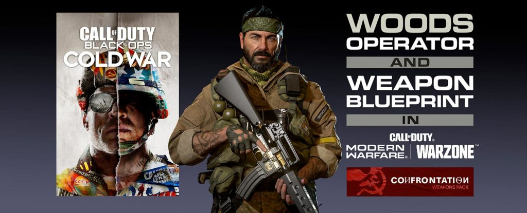 Call of Duty: Black Ops Cold War gratis con Geforce