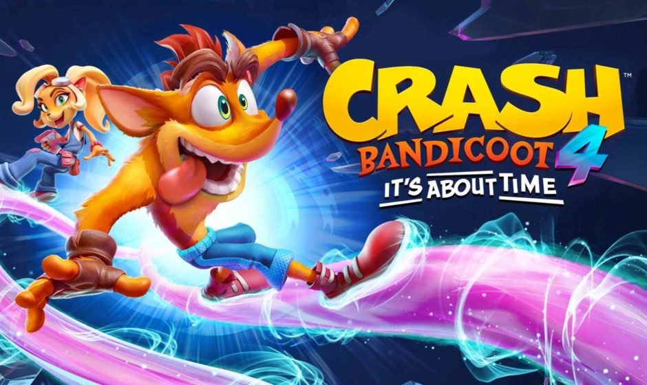 Crash Bandicoot 4: It's About Time - Recensione PS5