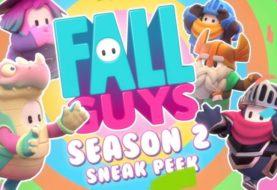 Fall Guys: costumi random nella stagione 2
