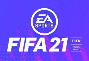 FIFA 21: arriva il primo TOTW!