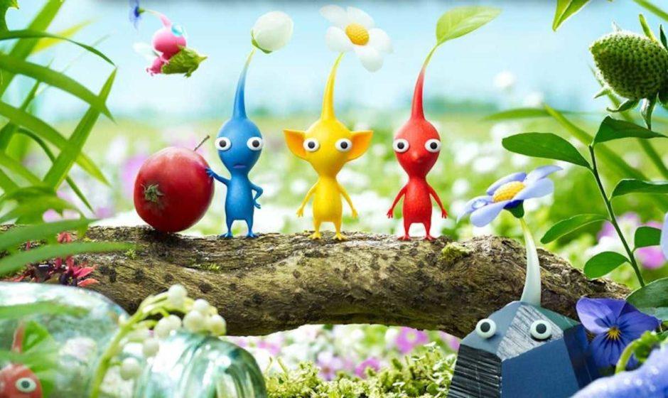 Pikmin - Nuovo gioco mobile!