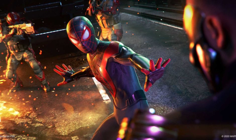 Marvel's Spider-Man: Miles Morales, nuovo update