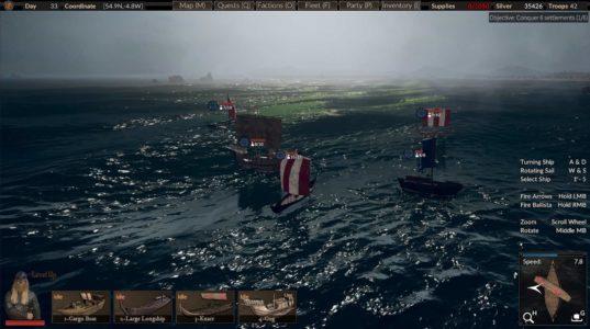 The Viking Way – Anteprima