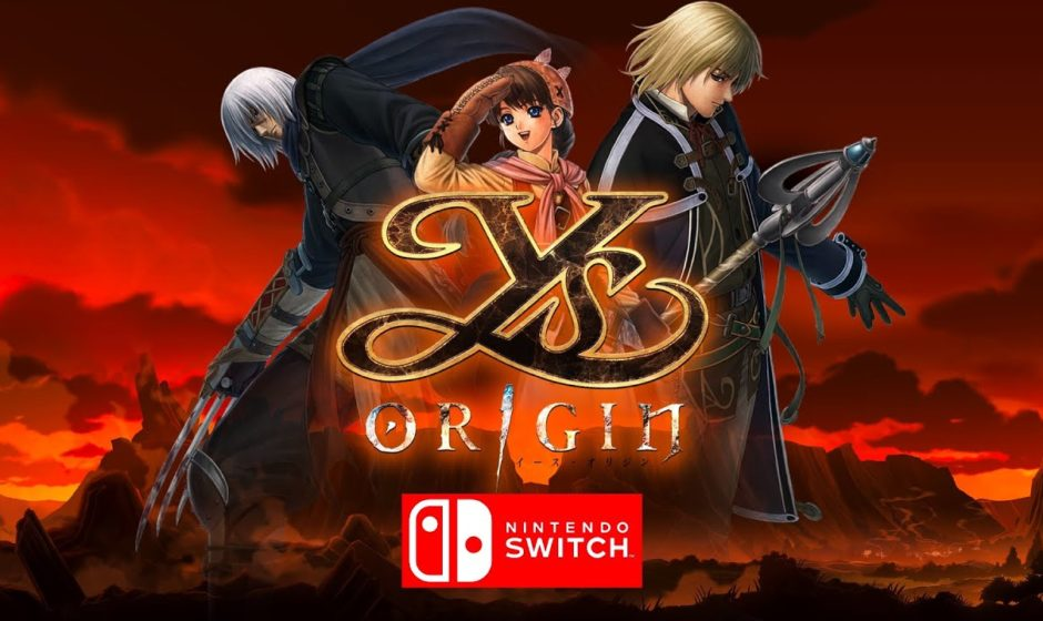 Ys Origin – Recensione Nintendo Switch