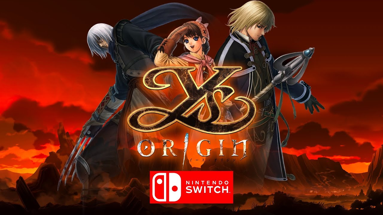 Ys Origin – Recensione Nintendo Switch