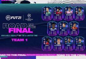 FIFA 21 - arrivano i Road to the Finals!