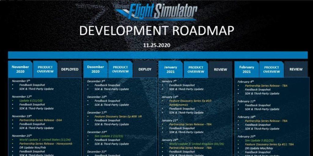 flight simulator vr