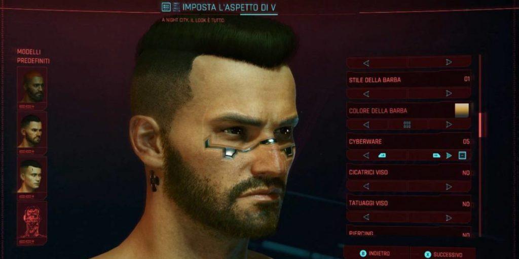 cyberpunk 2077 salvataggi