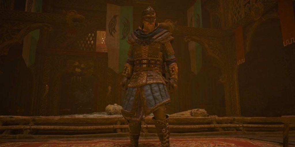assassin's creed valhalla armature