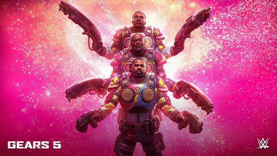 Gears 5 The New Day