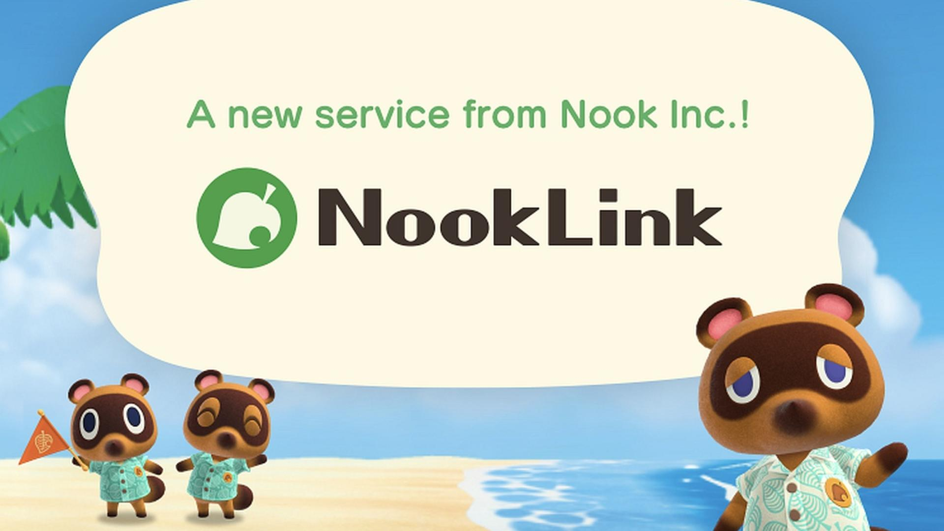 Animal Crossing NookLink