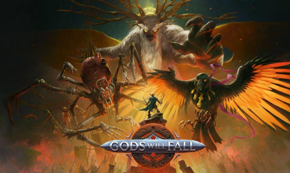 Gods Will Fall: aperti i pre-order