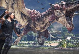 Monster Hunter World annunciato evento per il film