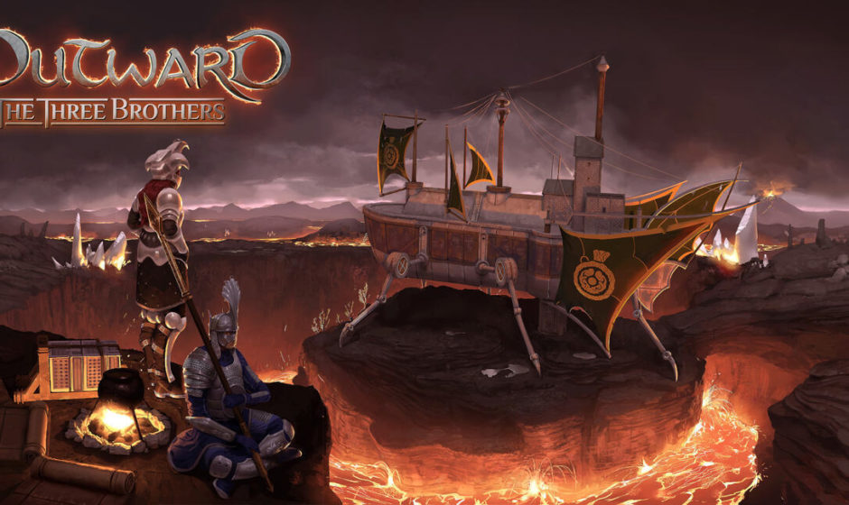 "Outward: annunciato il DLC ""The Three Brothers"""