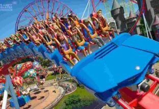 Planet Coaster disponibile su PS4 e next-gen