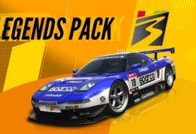 Project CARS 3: arriva il Legends Pack