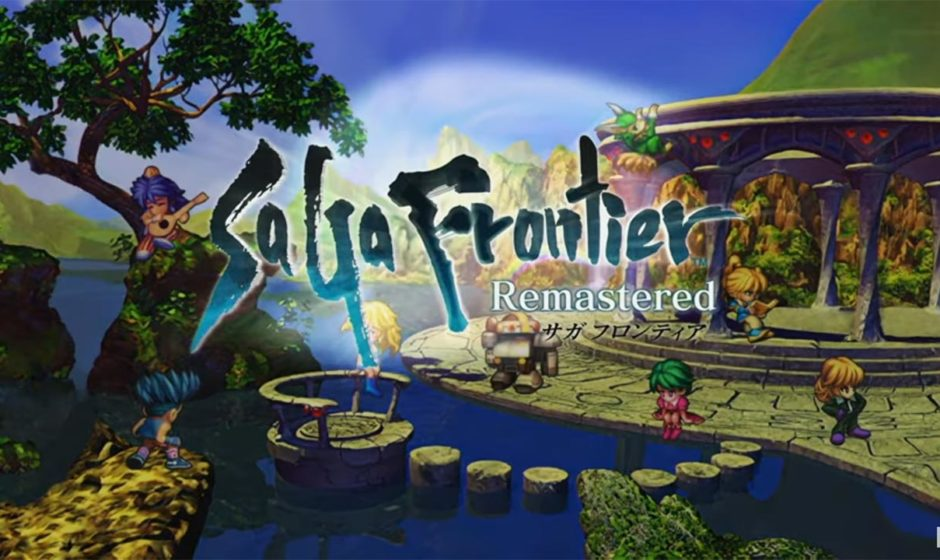 SaGa Frontier Remastered: annunciato per il 2021!