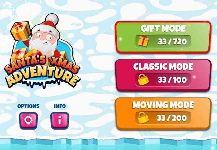 Santa's Xmas Adventure trofei