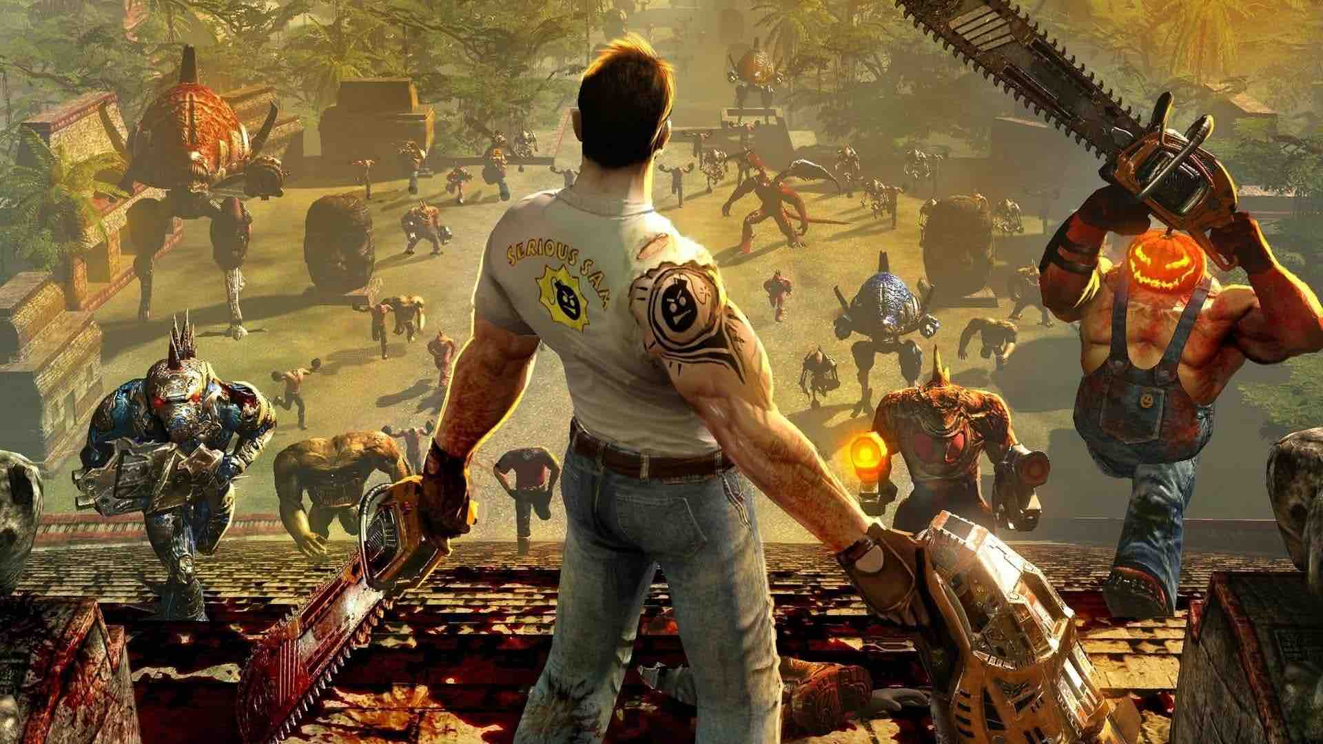 Serious Sam Collection – Recensione