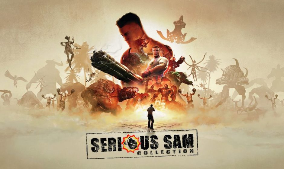 In arrivo su Switch Serious Sam Collection