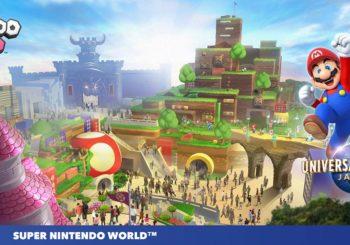 Super Nintendo World: svelata la data di apertura