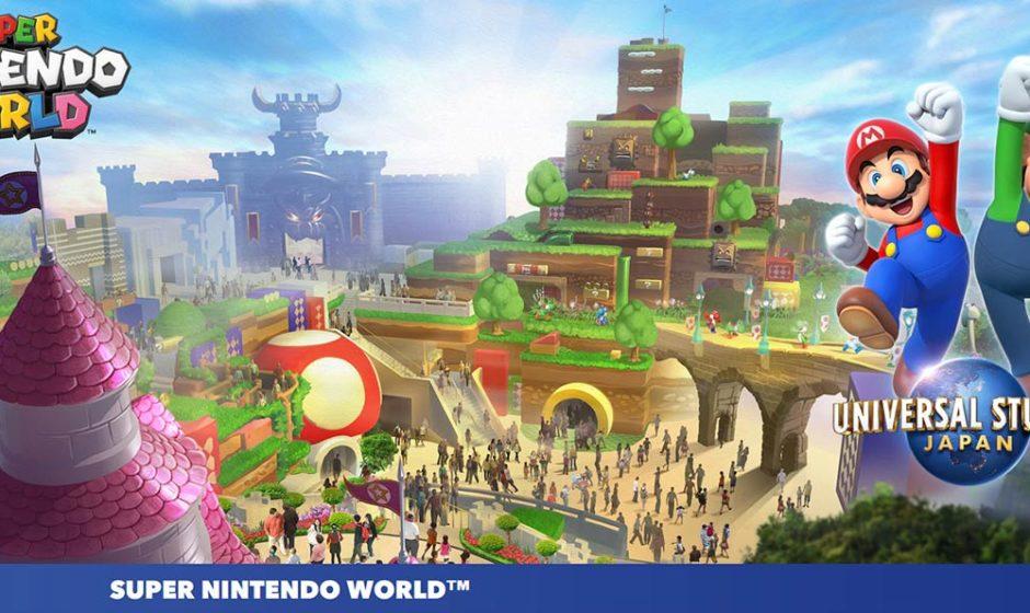 Super Nintendo World inaugura attrazione su Yoshi