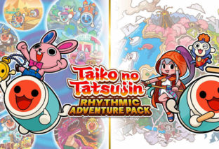 Taiko No Tatsujin Rhythmic Adventure Pack arriva su Switch