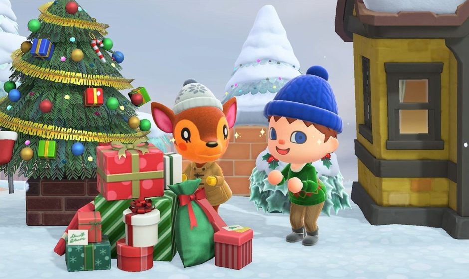 Animal Crossing: New Horizons, l'aggiornamento invernale