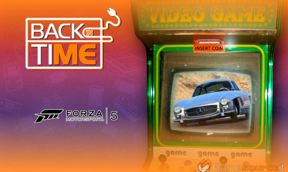 Back in Time - Forza Motorsport 5